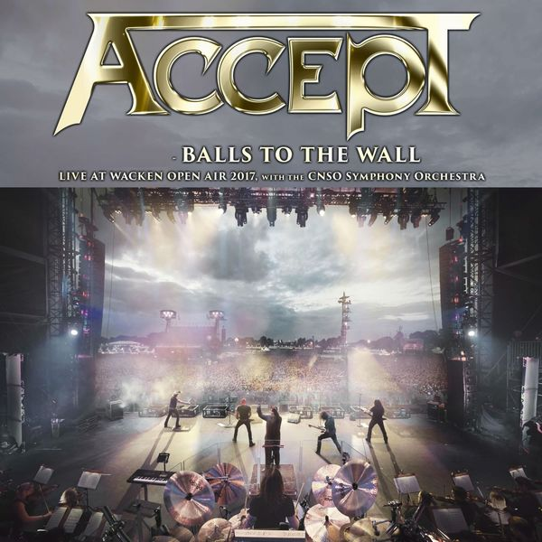 Accept|Balls to the Wall  (Live in Wacken, 2017)