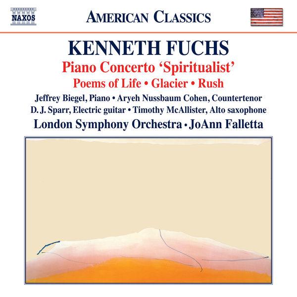 "Jeffrey Biegel - Fuchs: Piano Concerto ""Spiritualist"""