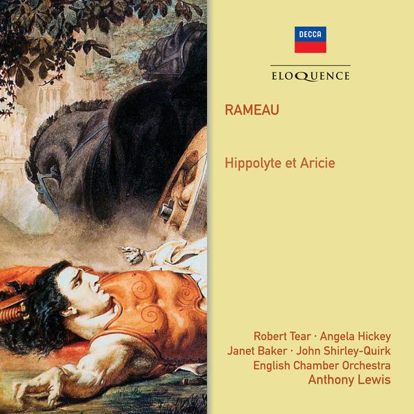 Anthony Lewis - Rameau : Hippolyte et Aricie