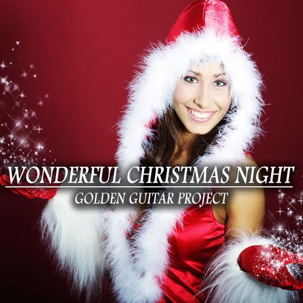 Golden Guitar Project - Wonderful Christmas Night