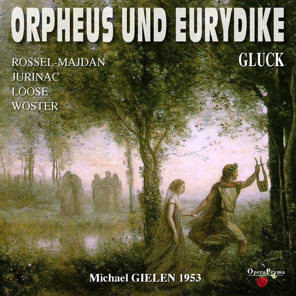 Michael Gielen - Gluck: Orpheus und Eurydike