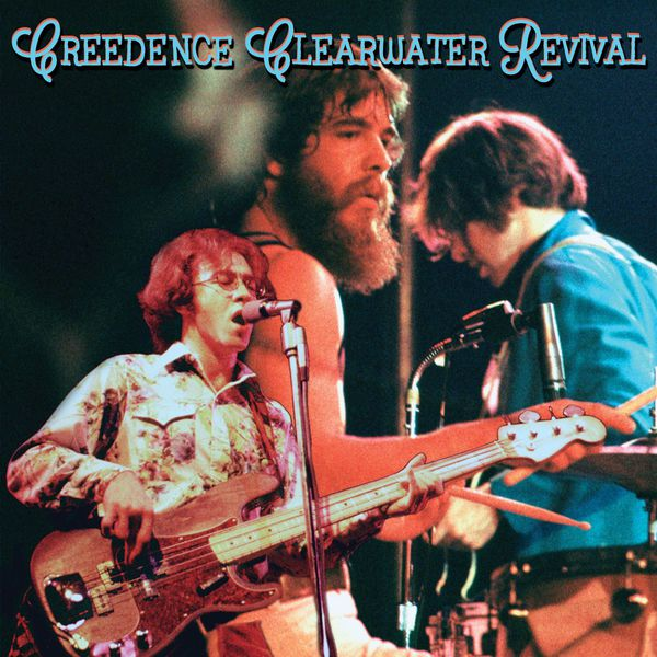 Creedence Clearwater Revival - It Came Out Of The Sky
