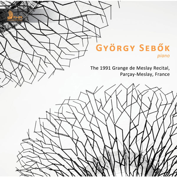 György Sebök - The 1991 Grange de Meslay Recital (Live)