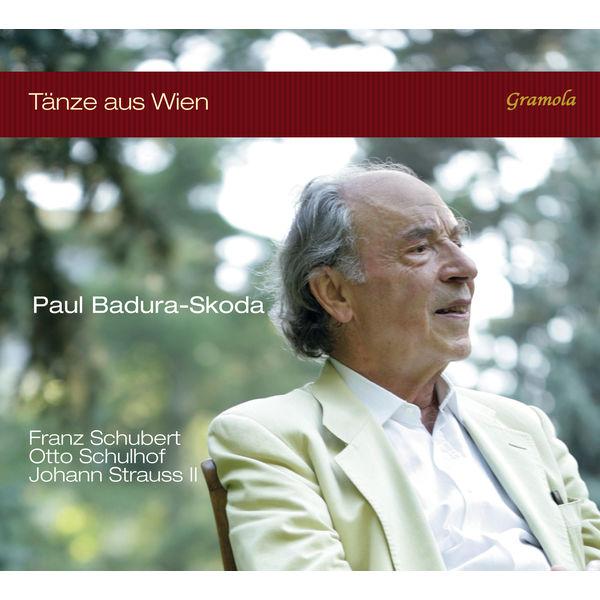 Paul Badura-Skoda - Tänze aus Wien (Schubert, Strauss II, Schulhof)