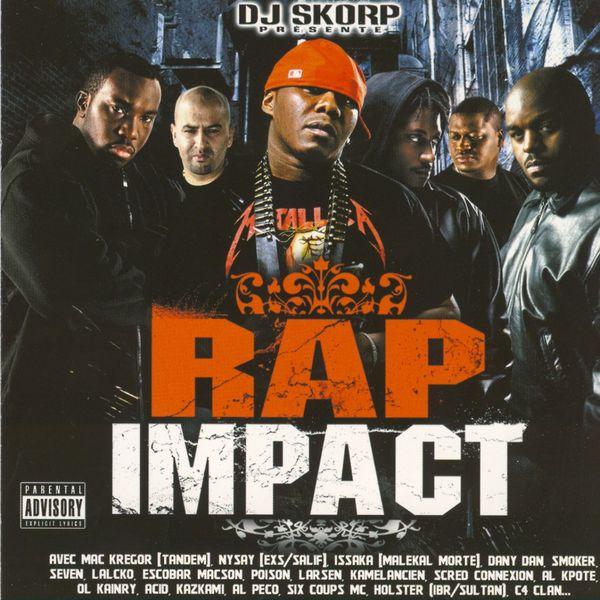 Various Artists - Rap Impact