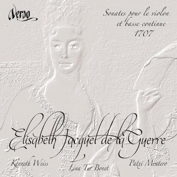 Patxi Montero - Sonates pour le violon et basse continue (1707)