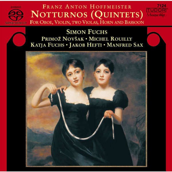 Simon Fuchs - Hoffmeister, F.A.: Quintets Nos. 1, 2, 4, 5 and 6
