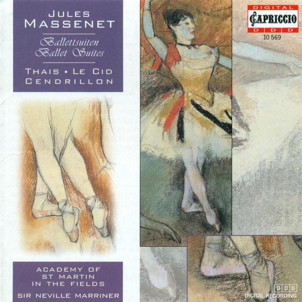 Academy of St. Martin in the Fields - Massenet, J.: Ballet Suites