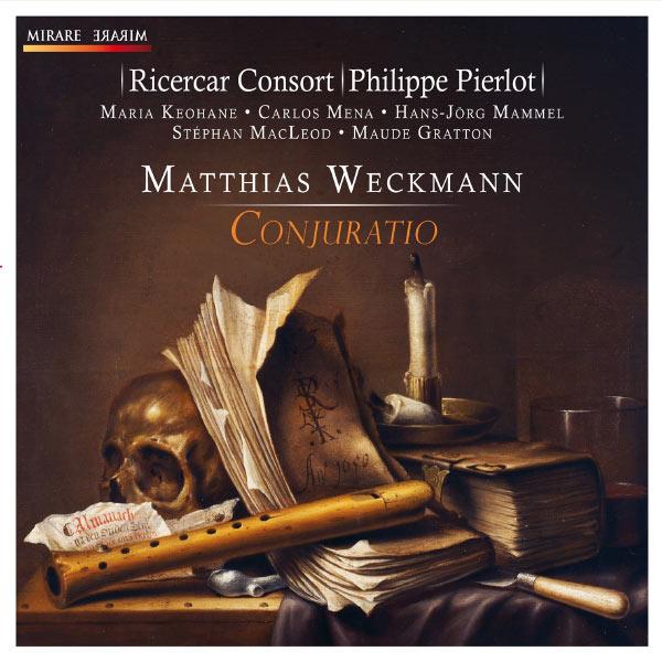 Philippe Pierlot - Matthias Weckmann : Conjuratio