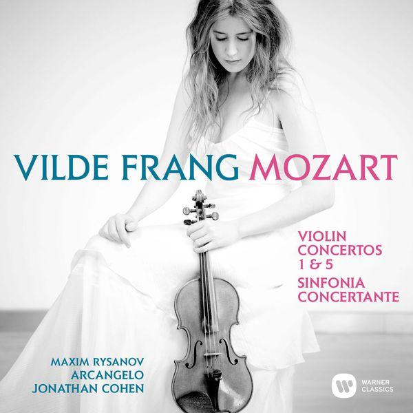 Vilde Frang - Mozart: Violin Concertos Nos 1, 5 & Sinfonia concertante