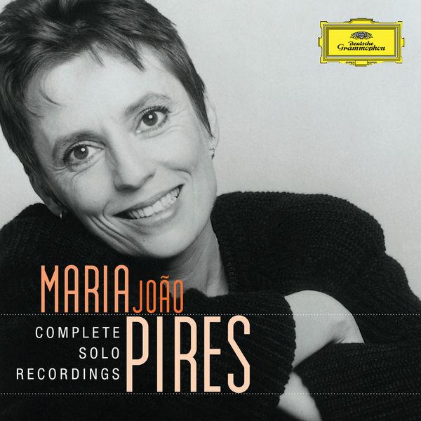 Maria João Pires - Complete DG Solo Recordings