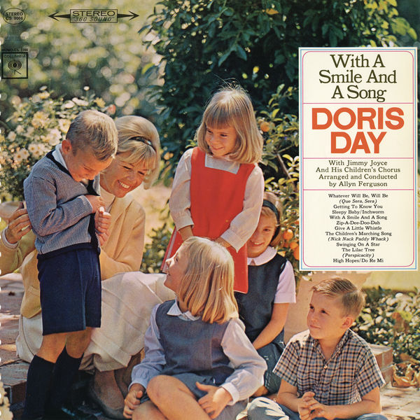 Doris Day - With A Smile And A Song