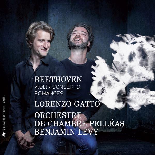 Lorenzo Gatto - Beethoven : Violin Concerto & Romances