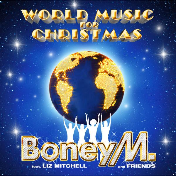 Boney M Christmas Album.Album Worldmusic For Christmas Boney M Qobuz