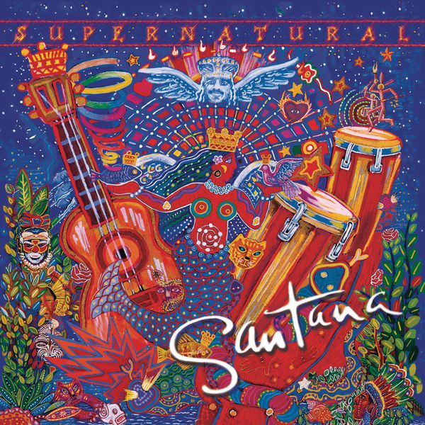 Santana - Supernatural ((Remastered))