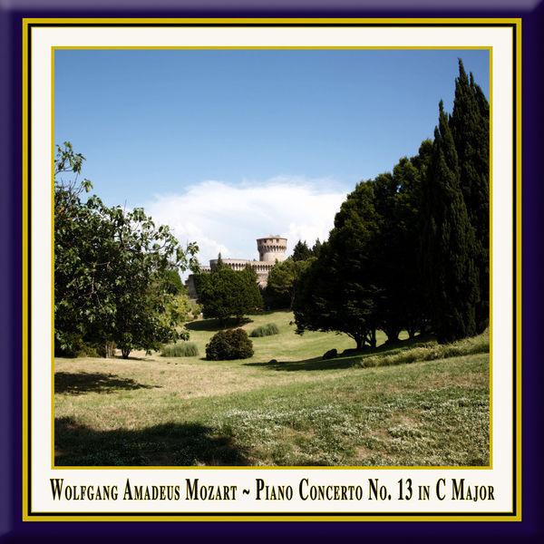 Christoph Soldan - Mozart: Piano Concerto No. 13 in C Major, K. 415