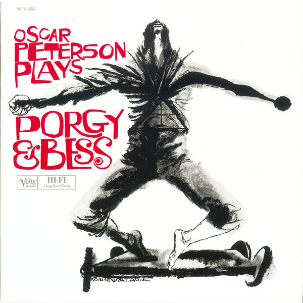 Oscar Peterson - Oscar Peterson Plays Porgy And Bess
