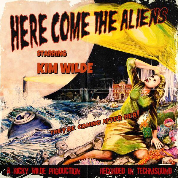 Kim Wilde Here Come the Aliens
