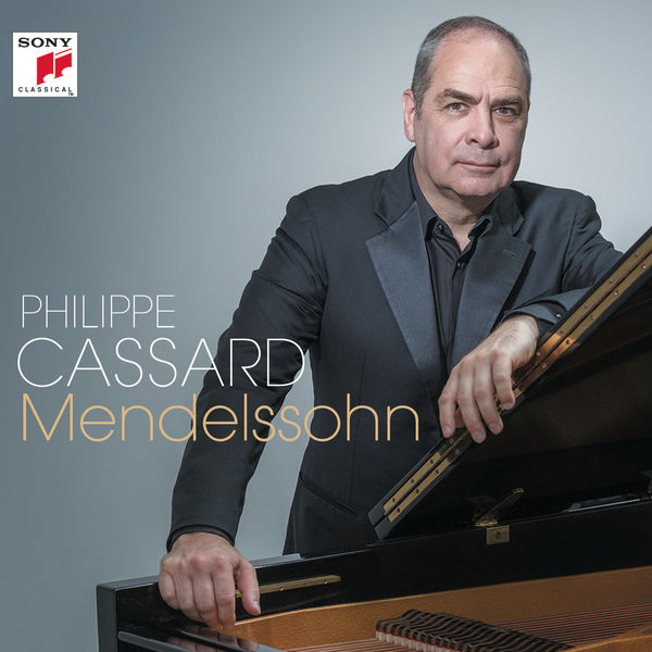 Philippe Cassard - Songs without Words, Op. 19, No. 1 in E Major: Andante con moto