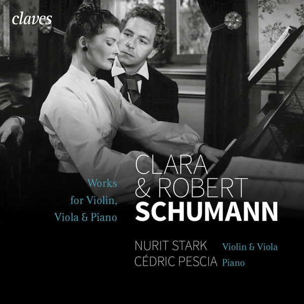 Clara Schumann - Schumann: Works for Violon / Viola & Piano