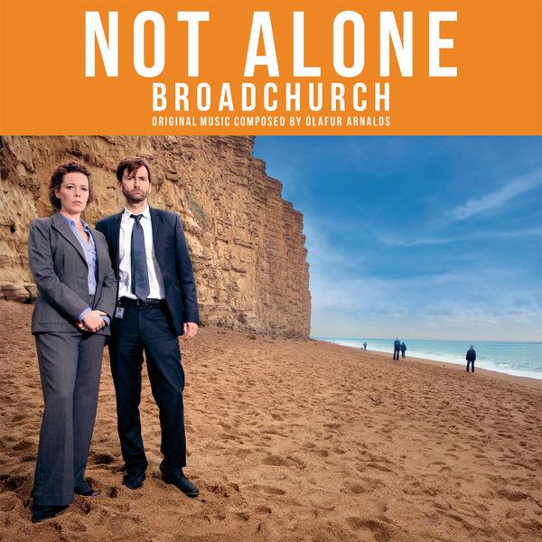 Olafur Arnalds - Not Alone - Broadchurch