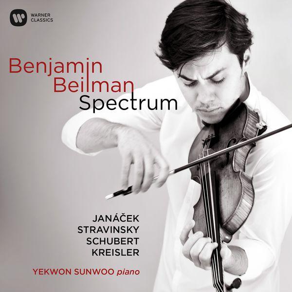Benjamin Beilman - Spectrum