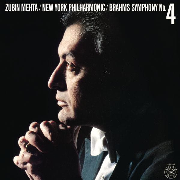 Zubin Mehta - Brahms: Symphony No. 4, Op. 98