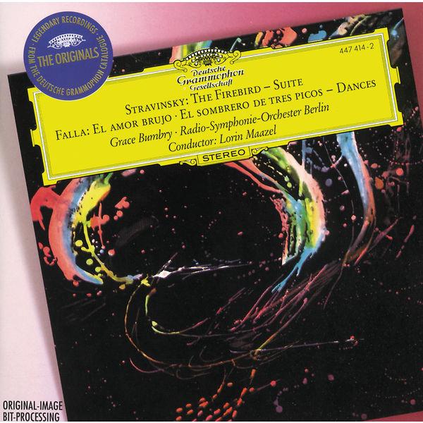 Grace Bumbry - Stravinsky: The Firebird Suite / Falla: El Amor Brujo; El Sombrero De Tres Picos
