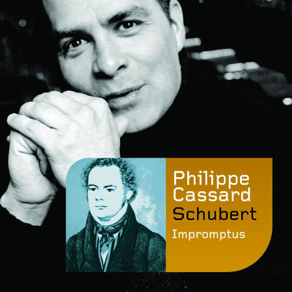 Philippe Cassard - Schubert . Impromptus