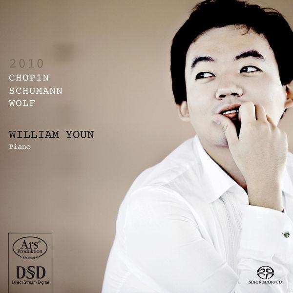 William Youn - 2010 : Chopin - Schumann - Wolf