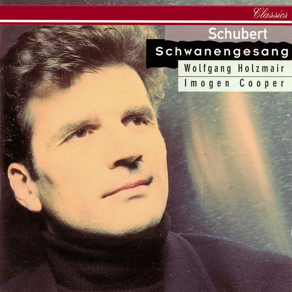 Wolfgang Holzmair - Schubert: Schwanengesang