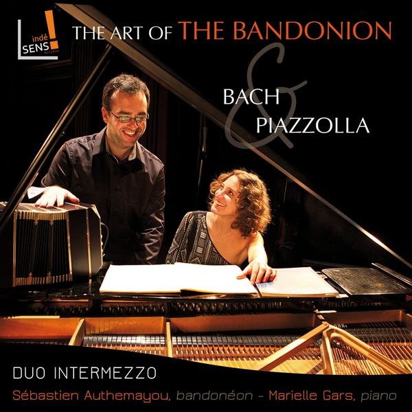 Duo Intermezzo - The Art of the Bandonion: Sébastien Authemayou