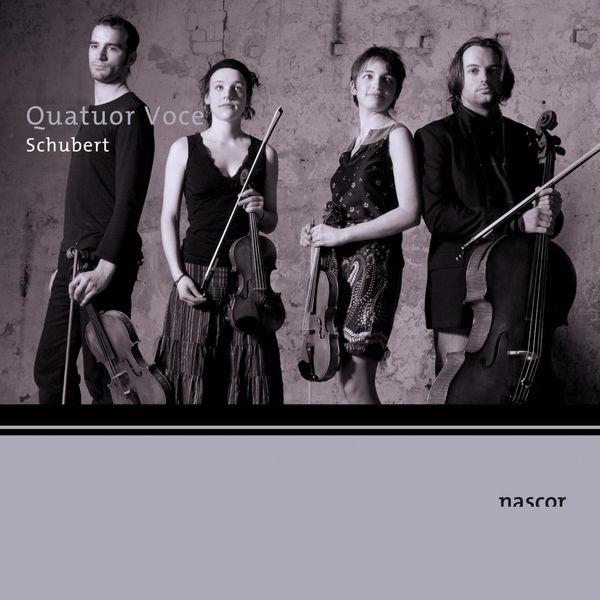 Quatuor Voce|Schubert