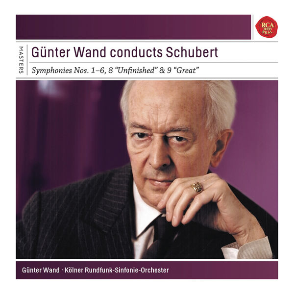Günter Wand - Günter Wand Conducts Schubert