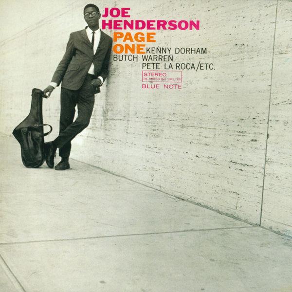Joe Henderson - Page One