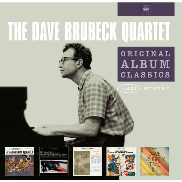 Dave Brubeck - Times Out - Time in Outer Space - Time Further Out - Time changes - Time In