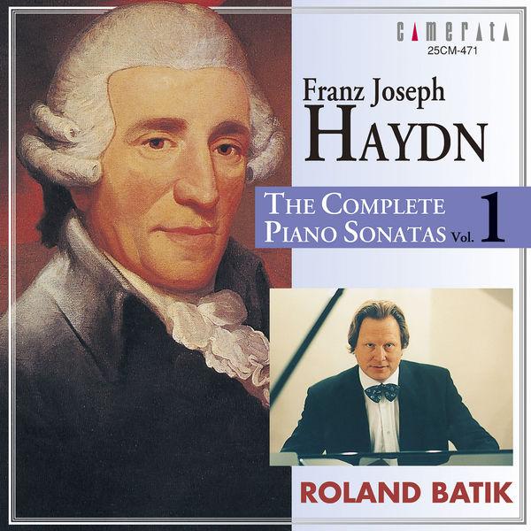 Joseph Haydn - Haydn: The Complete Piano Sonatas Vol. 1