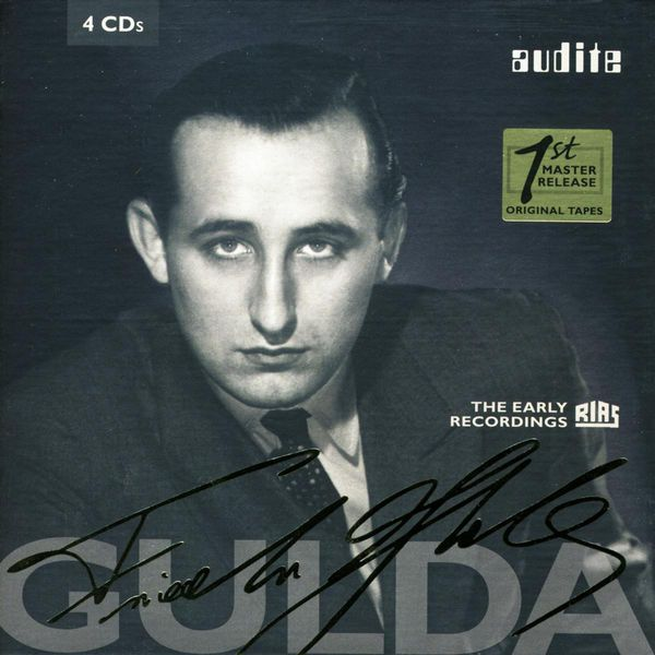 Friedrich Gulda - Gulda, Friedrich: The Early Recordings (1950, 1953, 1959)