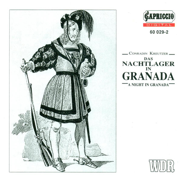 Hermann Prey - Kreutzer, C.: Nachtlager in Granada (Das) [Opera]