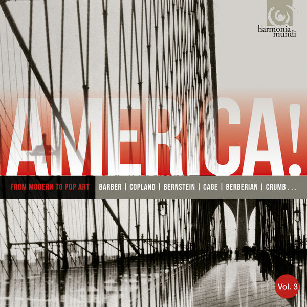 Various Artists - America, Vol. 3: From Modern to Pop Art