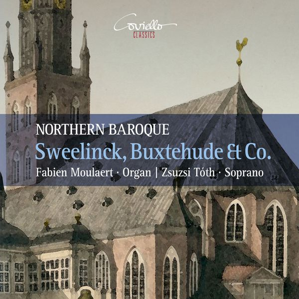Zsuzsi Tóth, Fabien Moulaert - Northern Baroque