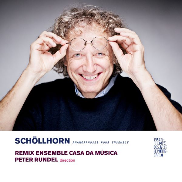 Peter Rundel - Anamorphoses pour ensemble