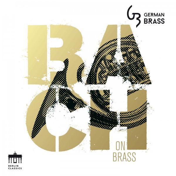 German Brass - Bach on Brass