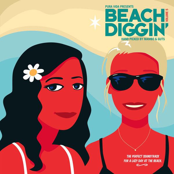 Guts - Beach Diggin', Vol. 5
