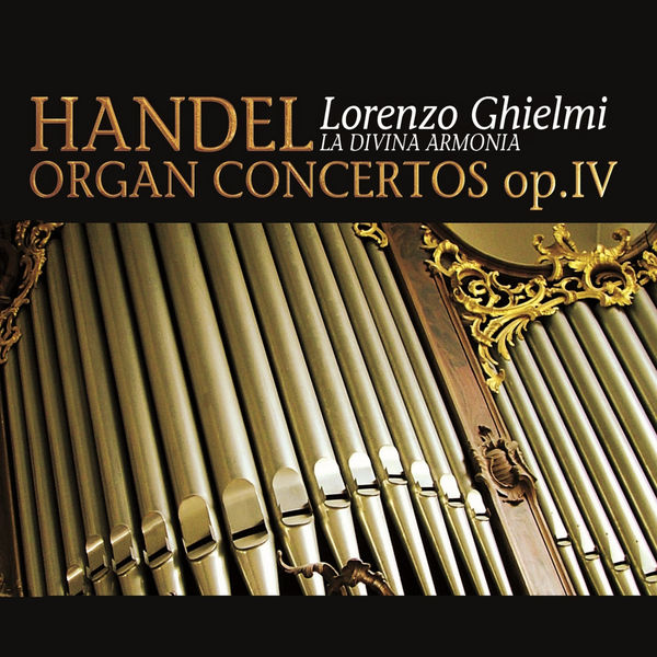 Georg Friedrich Händel - Handel: Organ Concertos Op. 4