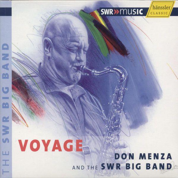 Don Menza - MENZA, Don: Voyage
