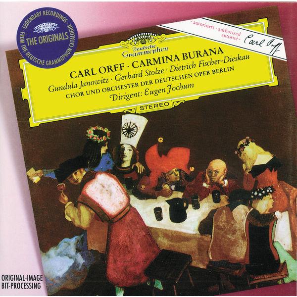 Gundula Janowitz - Orff: Carmina Burana