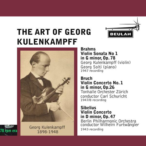 Georg Kulenkampff - The Art of Georg Kulenlampff
