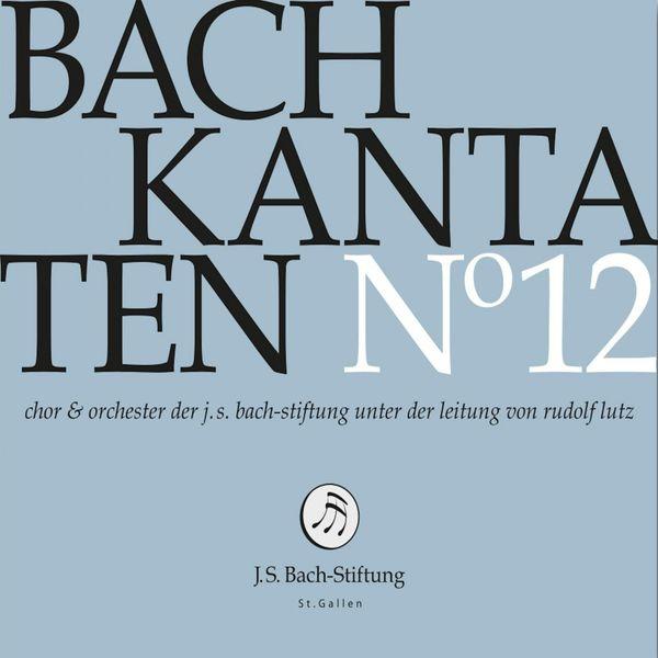 Chor der J. S. Bach-Stiftung - Bachkantaten N°12 (BWV 70, 151, 33)