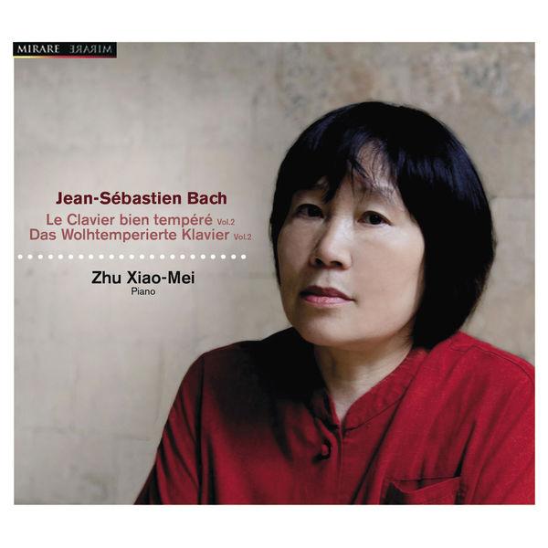 Zhu Xiao-Mei - Bach : Le Clavier Bien Tempéré - Livre 2